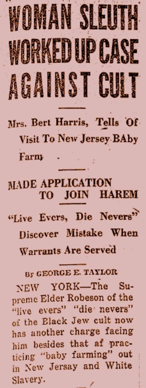 cult af am 3 29 1926