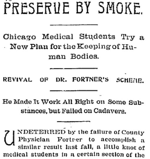 preserve by smoke